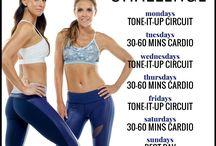 30 day Summer Slim Down Challenge
