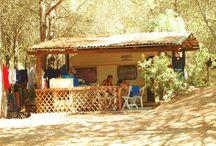 Roulottes in affitto al Campeggio Nurapolis