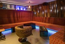 Portfolio | Arcadia Bar Bexleyheath / A dated bar in Bexleyheath transformed in to a Fun and quirky bar thats been a hit with the celebrities and hello magazine at the weekends.