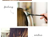 Color technic / Hair colord