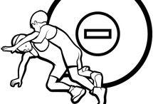 Wrestling / Designs for amateur wrestling fans.