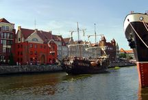 Gdansk, Poland / I would like to present my town. Town in which I was born, I live and I like . If you consider the travelling either in summer or winter I can be your guide and assistant. Ask for details.
