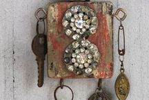 Assemblage and Found Objects