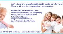 Mesa AZ Cosmetic Dentistry