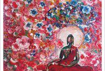 kortárs tibeti művészet
