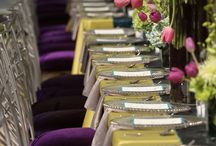 Ultra Violet 2018 / Colour palette inspiration for Somerley House Weddings.