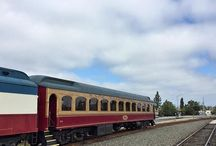 The Napa Valley Wine Train's Instagram / Follow along with our Instagram at https://instagram.com/winetrain/ / by Napa Valley Wine Train