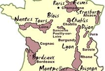Wine Regions of France & other wine info