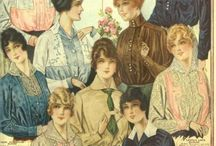 1900 styles