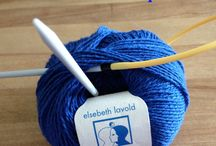 learning to knit and crochet... Again / Thinking about knitting again. I used to as a kid. I have the itch to stitch.  / by Linda Lou