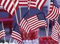 Stars and Stripes / Easy ideas to make your patriotic celebration a little more festive!