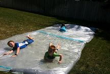 To try with kids this summer