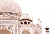 Architectural Details of the Taj Mahal / {Level 3 Textiles} Inspiration for Silhouette and Texture