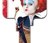 Disney Alice in Wonderland Johnny Depp