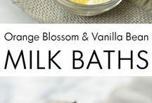 Bath pamper time DIY