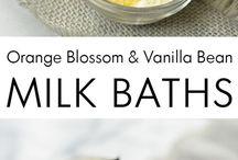 Bath pamper time DIY