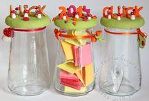 Gläser individualisiert als Geschenk