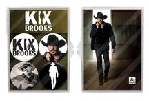 Official Merchandise! / Check out all of the new items in the Kix Brooks store!