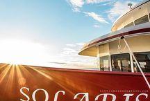 Destin Florida Weddings on Solaris Yacht - Fall 2015 / Congrats to the Corliss Family on their wedding in Destin Fla on the SOLARIS yacht on September 24, 2015