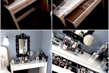 Make-up Tables