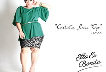 2015 - Cordelia Loose Top / Tops which specially designed for sophisticated curvy women originally made by Indonesian Designer & Local Brand: Ella Es Bonita.