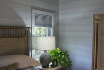 Shiplap Look Without Warping or Cupping / Get the popular, stylish look of shiplap without the worry of the wood cupping or warping. How? With Center Match from Lake States. Same look, but with benefits above and beyond the beauty: -Dimensional stability - ends lock together to minimize movement -Ease of installation - consistency with alignment -Blind nailing - fastener-free face on narrow profiles -Ability to add textures and finishes