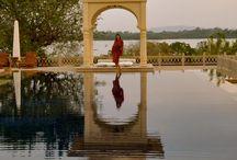 Índia / Lugares incríveis pela Índia.