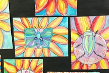 Calendar Art Ideas / Art ideas to go in a calendar