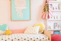 Girly Gurly Girls room