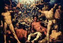 Ha del arte. Iconografía cristiana y Mitología clásica / Origen de las religiones, una visión a través del arte