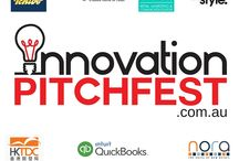 Innovation Pitchfest April 2016 / We have an exciting event with great partners! www.innovationpitchfest.com.au