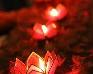Festivities ✨ / Celebration with lights..... The amazing aura