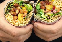 Vega(n) wraps, quesedillas, pizza's