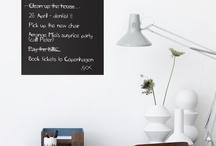 Interiørinspo / innredning,rom,belysning,ting & tang