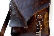 Leather niree style