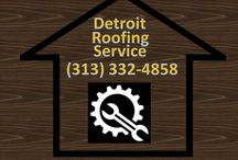 Call (313) 332-4858 | Find The Best Roofing Contractor Detroit MI| Roof Replacement, Roofing Repair