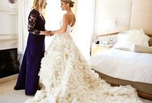 Wedding Dresses  / I want to look stunning on the big day.