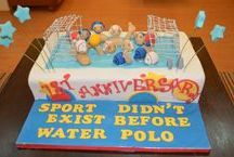 waterpolo cakes
