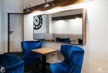 """Kawiarnia 12 oz - Berlin / Design and implementation of coffe shop """"12 oz"""" in Berlin / Projekt i wyposażenie kawiarni """"12 oz"""" w Berlinie"""