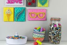 String art projects for kids