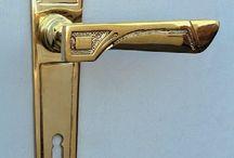 Art Nouveau - Accessoires Bâtiment