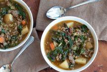 Soup / by Jennifer Hecker