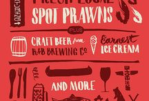 Play with Type! / hand-lettering, paper-lettering, typography
