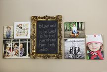 Portrait Display Ideas