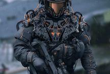 armia SF