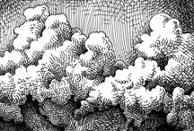 Clouds Hatching