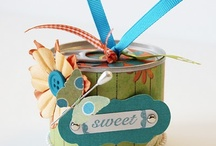 homemade gift ideas / by Jackie R
