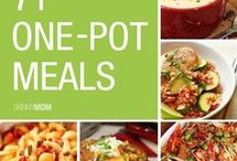 Meals- One Pot and Soup