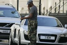 Celebrity Number Plates / A selection of Number Plates owned by Celebrities.