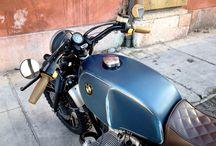 Rispo's bike